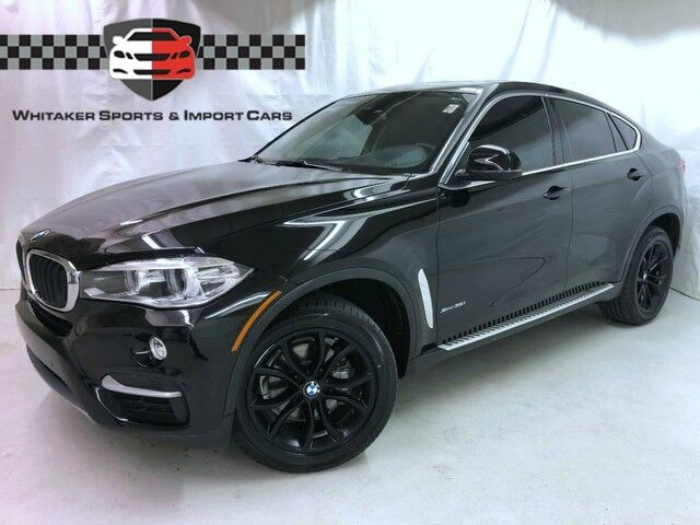 2016 BMW X6 xDrive35i Premium Driver Assist Plus Maplewood MN