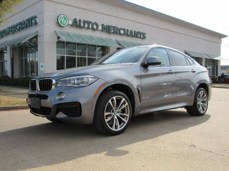 2016 BMW X6 xDrive35i ***Premium Package, M Sport, Lighting Package, Driver Assistance Package, Cold Weather*** Plano TX