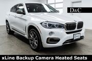 2016 BMW X6 xDrive35i xLine Backup Camera Heated Seats Portland OR