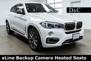 2016 BMW X6 xDrive35i xLine Backup Camera Heated Seats