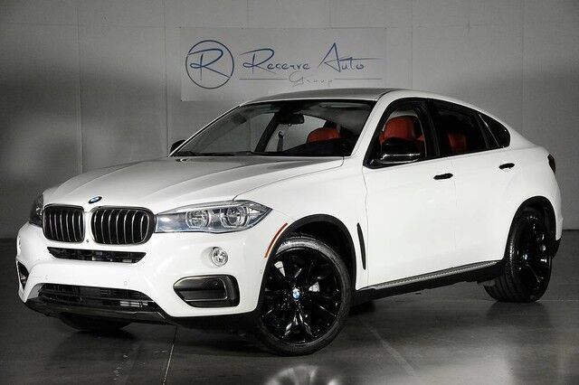 2016 BMW X6 xDrive35i xLine Driver Asst Plus Pkg Lighting Pkg The Colony TX