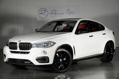 2016 BMW X6 xDrive35i xLine Driver Asst Plus Pkg Lighting Pkg