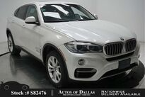 BMW X6 xDrive50i DRVR ASST+,EXECUTIVE,NAV,CAM,SUNROOF 2016