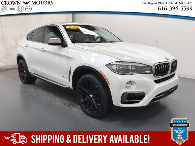 2016 BMW X6 xDrive50i Holland MI
