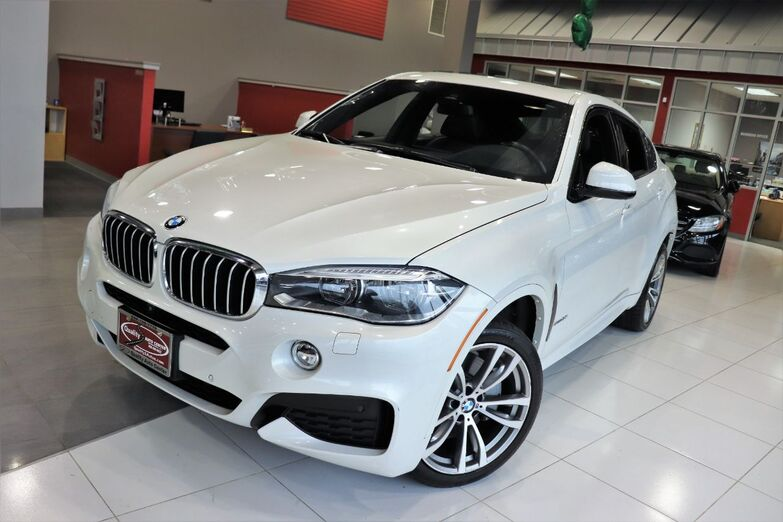 2016 BMW X6 xDrive50i M Sports  Executive Cold Weather Lighting Package  Drivers Assistance Plus  1 Owner Springfield NJ