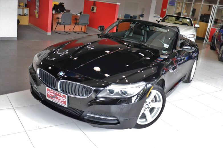 2016 BMW Z4 sDrive28i Technology Cold Weather Package Navigation Black Kansas Leather Park Distance Conrol Springfield NJ
