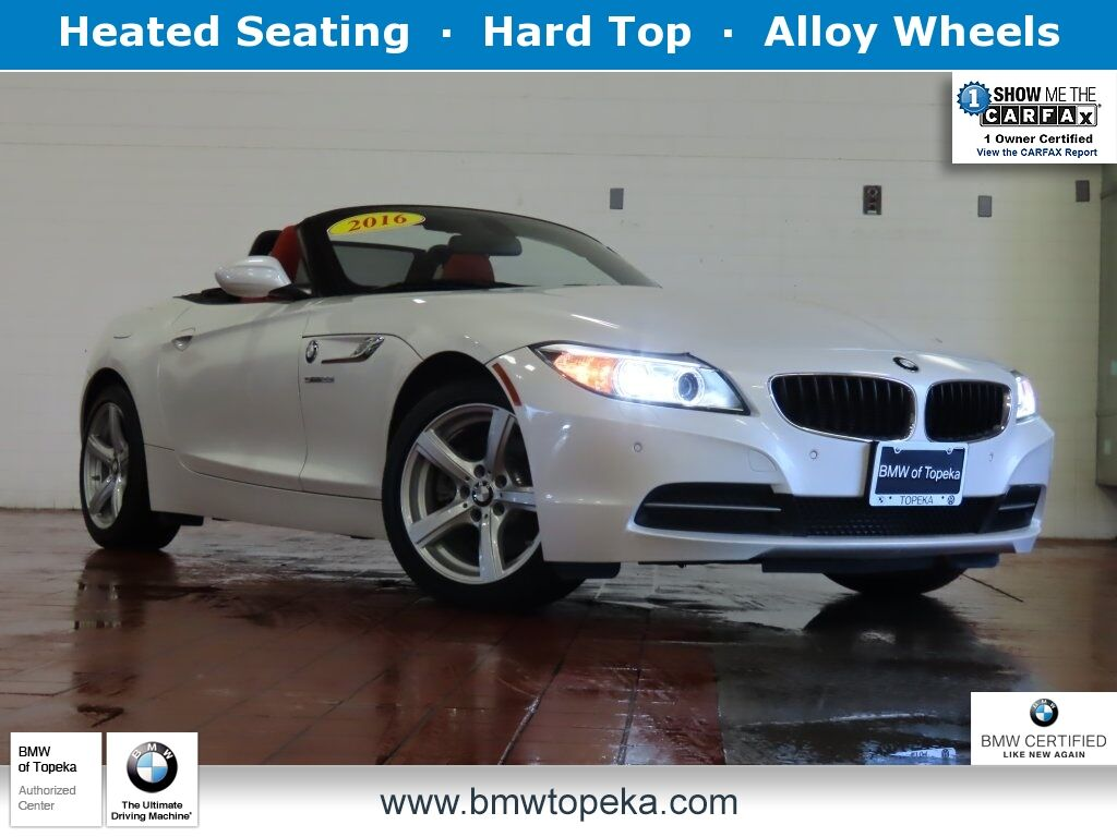 2016 BMW Z4 sDrive28i Topeka KS