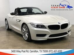 2016_BMW_Z4 sDrive35i_NAVIGATION HARDTOP CONVERTIBLE PARKING DISTANCE CONTROL LEATHER_ Carrollton TX