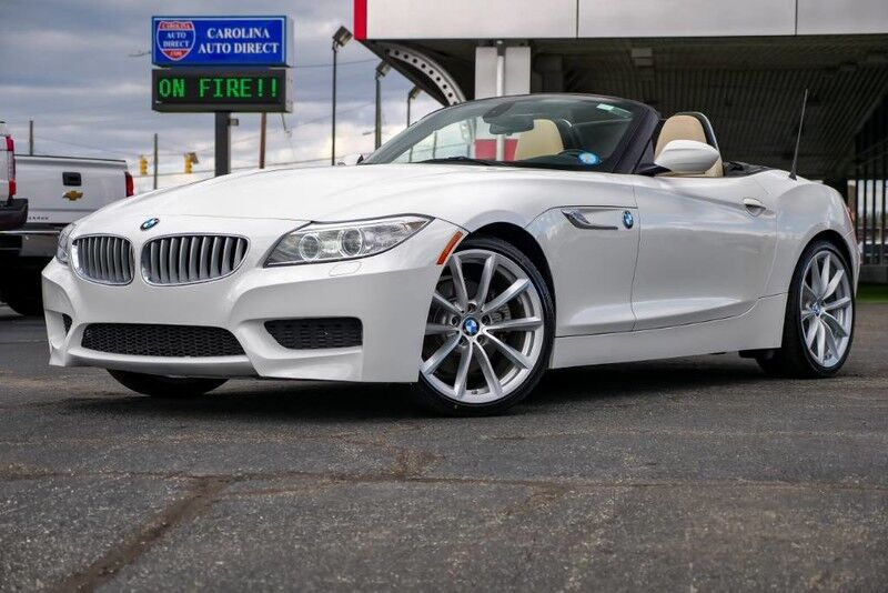 2016 BMW Z4 sDrive35i w/ M-Sport Package, Heated Front Seats & Navigation Mooresville NC