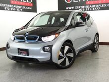 2016_BMW_i3_DEKA WORLD WITH RANGE EXTENDER NAVIGATION HEATED SEATS PARK ASSIST REAR CAM_ Carrollton TX