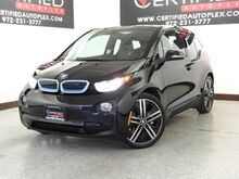 2016_BMW_i3_DEKA WORLD WITH RANGE EXTENDER NAVIGATION REAR CAMERA PARK ASSIST HEATED SE_ Carrollton TX