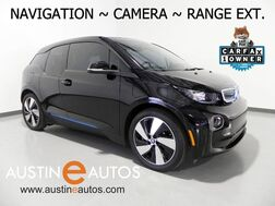 2016_BMW_i3 Deka World w/Range Extender_*NAVIGATION, BACKUP-CAMERA, COMFORT ACCESS, HEATED SEATS, BLUETOOTH_ Round Rock TX