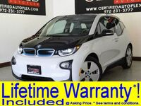 BMW i3 MEGA WORLD REX TECHNOLOGY PKG DRIVING ASSIST PKG ADAPTIVE CRUISE CONTROL 2016