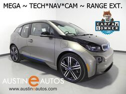 2016_BMW_i3 Mega World w/Range Extender_*NAVIGATION, BACKUP-CAMERA, ACTIVE DRIVE, HEATED SEATS, 20 INCH WHEELS, BLUETOOTH PHONE & AUDIO_ Round Rock TX