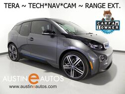 2016_BMW_i3 Tera World w/Range Extender_*NAVIGATION, BACKUP-CAM, ACTIVE DRIVE, HARMAN/KARDON, COMFORT ACCESS, LEATHER, BLUETOOTH AUDIO_ Round Rock TX
