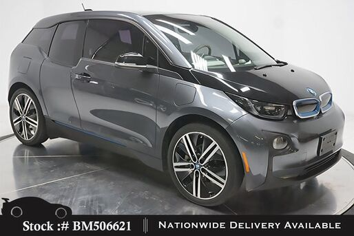 2016_BMW_i3_with Range Extender GIGA WORLD,NAV,HTD STS,20IN WH_ Plano TX