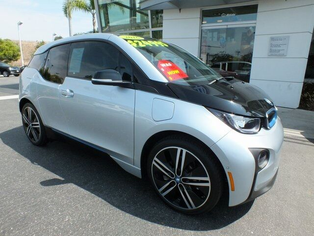 2016 BMW i3 with Range Extender Torrance CA