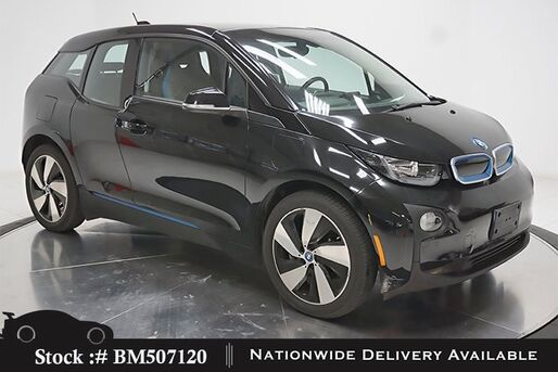 2016_BMW_i3_with Range Extender NAV,HTD STS,KEY-GO,19IN WHLS_ Plano TX