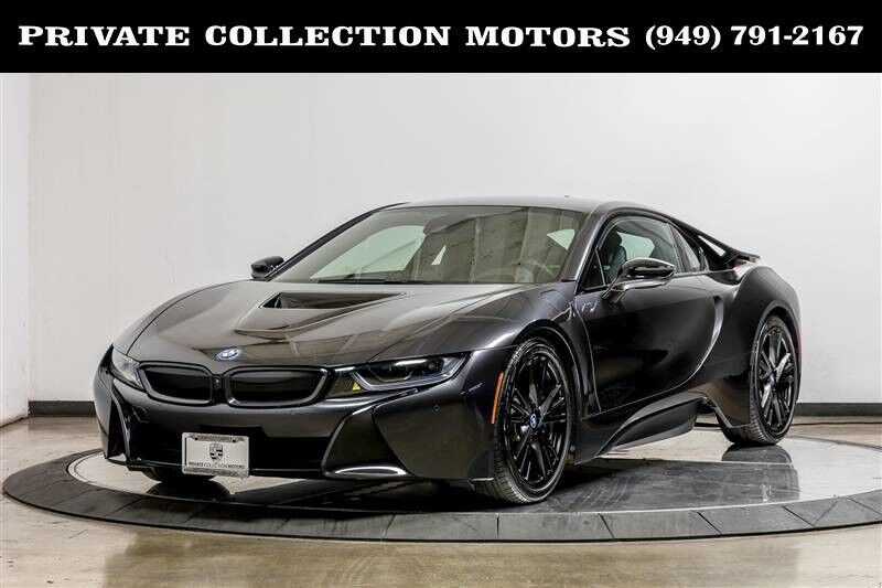 2016_BMW_i8__ Costa Mesa CA