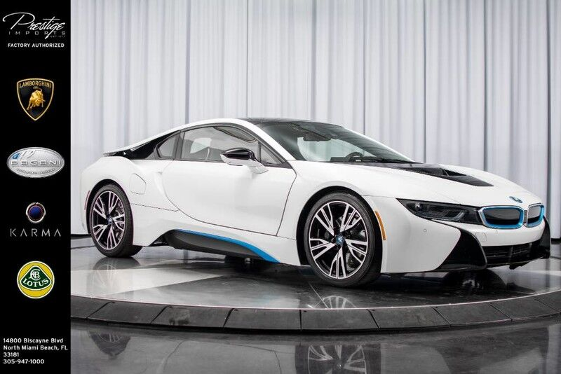 2016_BMW_i8__ North Miami Beach FL