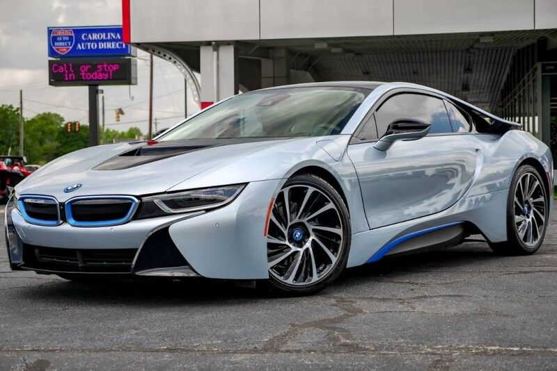 2016 BMW i8 GIGA WORLD TRIM