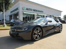2016_BMW_i8_LEATHER, NAVIGATION, BACKUP CAMERA, HTD SEATS, HEADS UP DISPLAY, BLUETOOTH CONNECTIVITY_ Plano TX