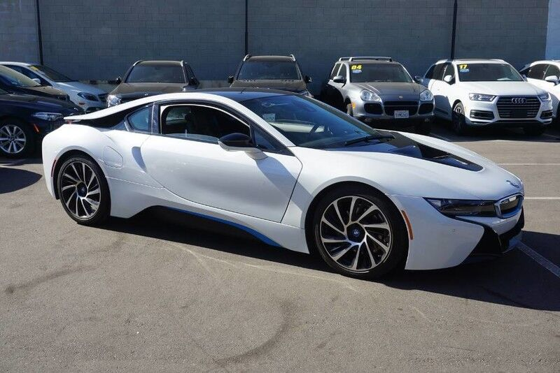 2016 BMW i8 TERA WORLD (03/16) DRIVING ASSISTANT Monterey Park CA
