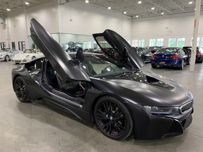 2016_BMW_i8_Tera World 154k MSRP_ Charlotte NC