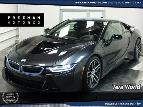 2016_BMW_i8_Tera World Head-Up Display Heated Seats_ Portland OR