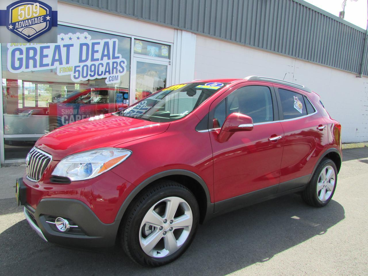 2016 BUICK ENCORE LEATHER Leather