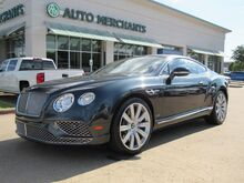 2016_Bentley_Continental GT_Base*BACK UP CAMERA,BLUETOOTH CONNECTION,NAVIGATION SYSTEM,REMOTE START,PARKING AID,KEYLESS ENTRY_ Plano TX