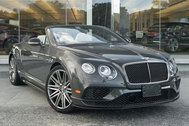 2016 Bentley Continental GT Speed  Westlake Village CA