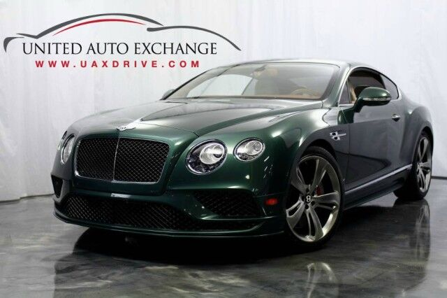 2016 Bentley Continental GT Speed Addison IL