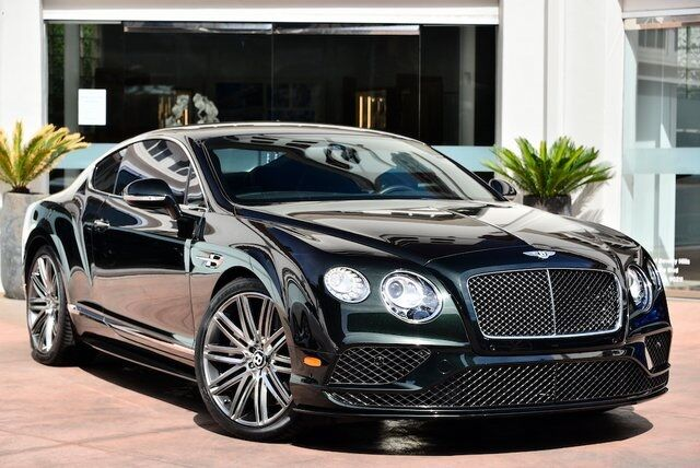 2016 Bentley Continental GT Speed Speed Lawrence KS