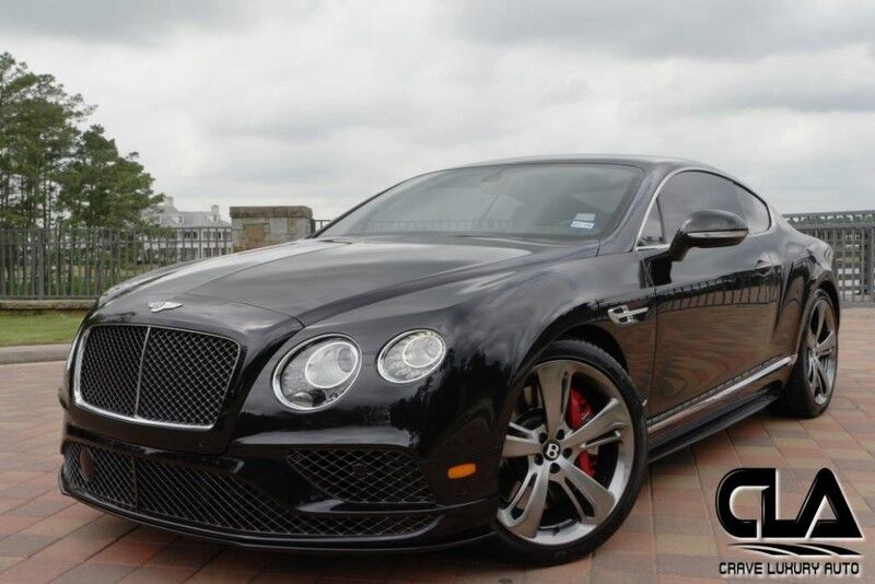2016 Bentley Continental GT Speed The Woodlands TX