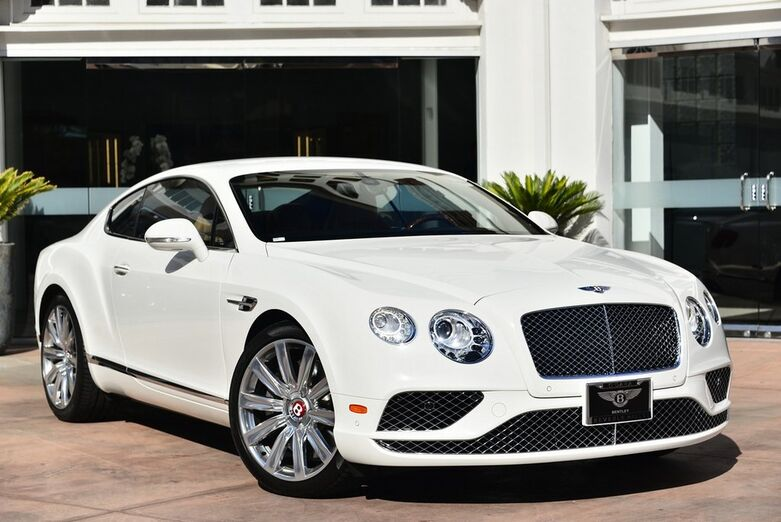 2016 Bentley Continental GT V8  Beverly Hills CA