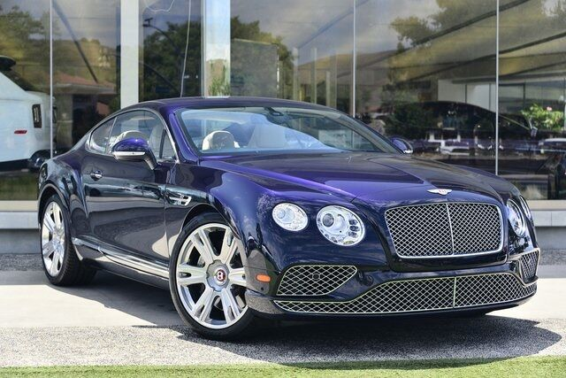 2016 Bentley Continental GT V8  Westlake Village CA