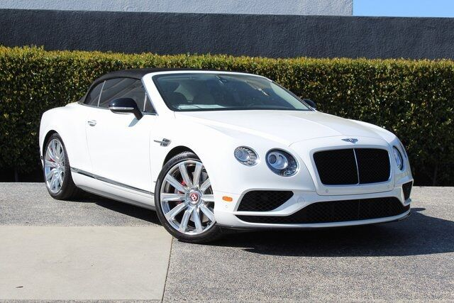 2016 Bentley Continental GT V8 S  Westlake Village CA