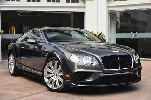 2016 Bentley Continental GT V8 S Coupe  Beverly Hills CA
