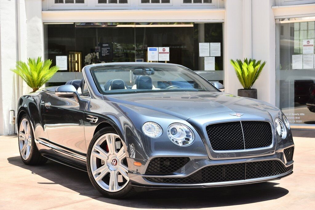 2016 Bentley Continental GT V8 S V8 S Lawrence KS
