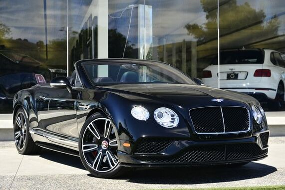 2016_Bentley_Continental GT V8 S_V8 S_ Westlake Village CA