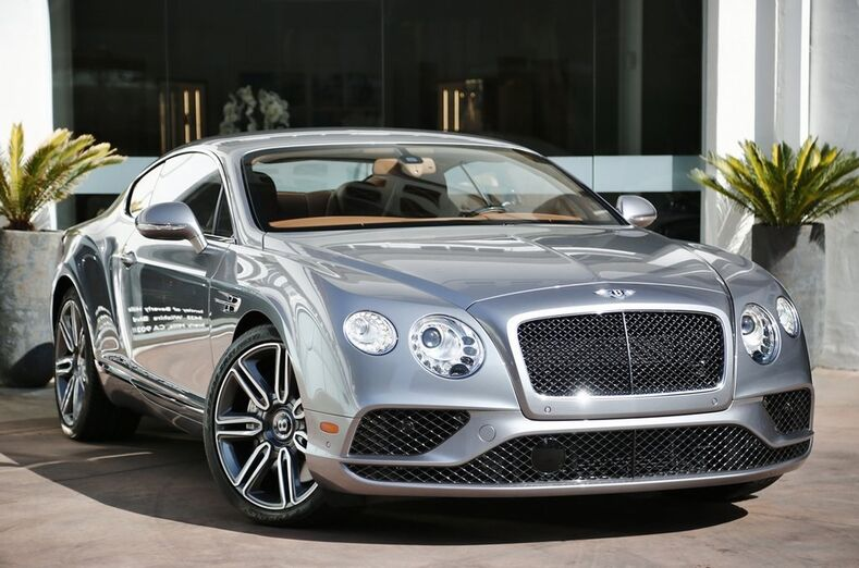 2016 Bentley Continental GT W12  Beverly Hills CA