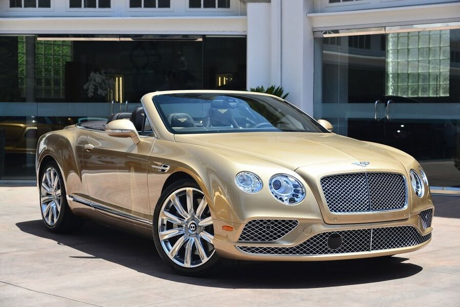 2016_Bentley_Continental GT W12__ Beverly Hills CA