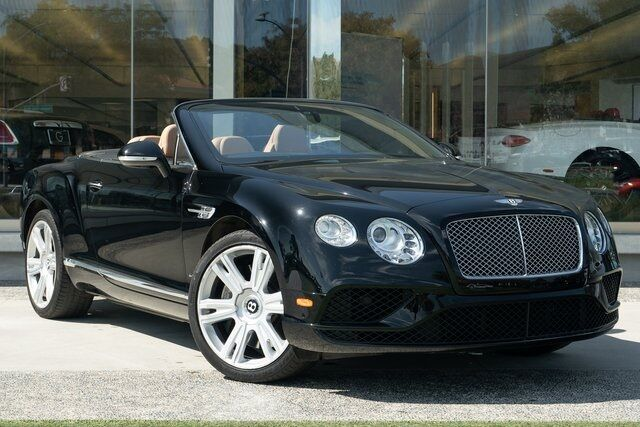 Used Bentley Continental Gt Thousand Oaks Ca