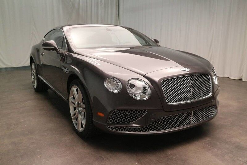 2016 Bentley Continental GT