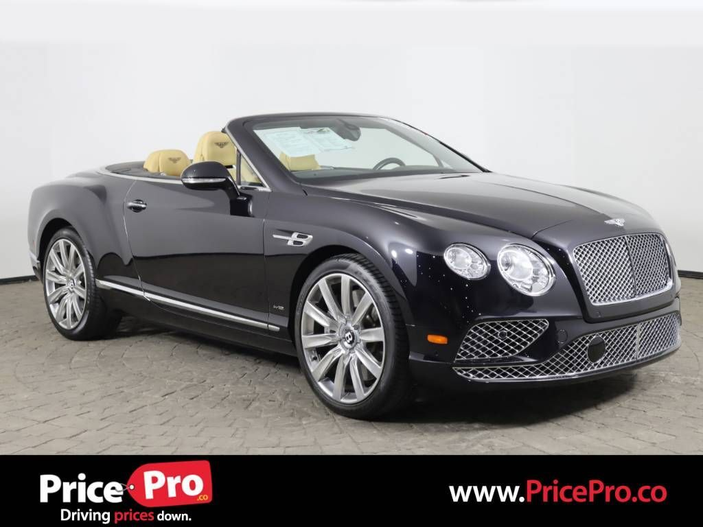 2016 Bentley Continental GT W12 Maumee OH