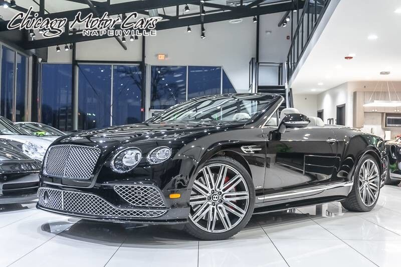 2016_Bentley_Continental GTC_Speed Convertible **MSRP $280k**_ Chicago IL