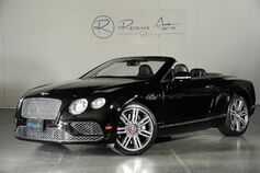 2016 Bentley Continental GTC V8 Mulliner Certified Warranty
