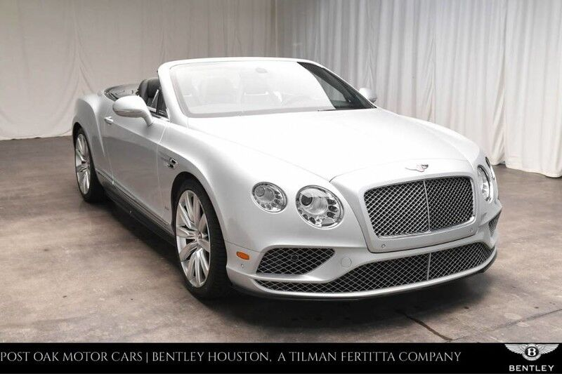 2016 Bentley Continental GTC V8 S Houston TX