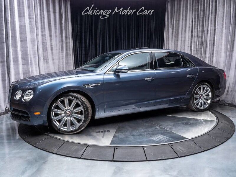 2016_Bentley_Flying Spur Mulliner_Sedan_ Chicago IL